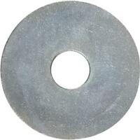 "18 Pk Hillman 7/32"" ID X 1"" OD Steel Zinc Plated Fender Washer @ 100/Pk 290003"