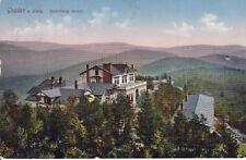 uralte AK, Goslar am Harz Steinberg-Hotel 1916