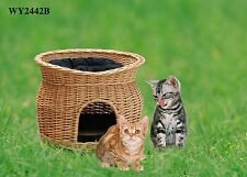 High Quality Cute Cat's House Two Storey Cat's Bed with Cushions Dog Bed Cat Bed