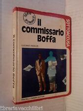 IL COMMISSARIO BOFFA Luciano Anselmi Fabbri SOTTOACCUSA Serie Romanzi 1972 libro