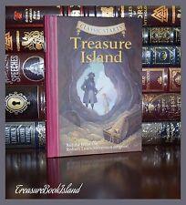 Treasure Island by Robert Louis Stevenson Illustrated Hardcover Gift Edition
