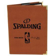 Spalding Basketball Nba Notebook Holder 67-801Z
