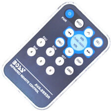 Genuine BOSS Car Stereo Remote Control For AVA-2855R CD Receiver W/ Battery