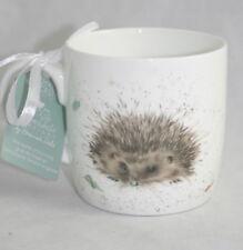 Royal Worcester Bone China Mug Wrendale Hedgehog Awakening  NEW