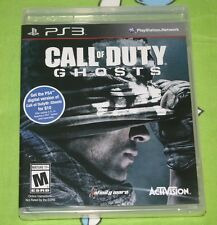 Call of Duty: Ghosts (Sony Playstation 3) BRAND NEW SEALED in retail package