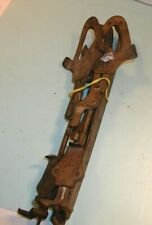 Early 1900's Men's Ice Skates Barney & Berry Adjustable with Steel Blades