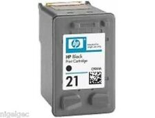 HP 21 HP21 BLACK REFILLED INKJET CARTRIDGE DESKJET F2180 F380 F375 F370