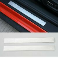 8pcs Accessories Car Window Sill Guard Cover Trim for Ford Mustang 2015-2017