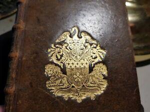 1708 - CATECHISMES OU ABREGE DE LA DOCTRINE CHRETIENNE - AUX ARMES