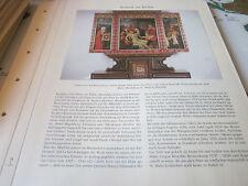 Köln Archiv 3 Kunst 3083 Tryptichon Beweinung Christi Joos van Cleve