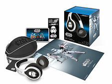 SMS Audio Star Wars On Ear Wired Headphones - Storm Trooper Limited Edition