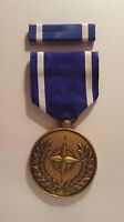 U.S. Bosnia N.A.T.O. Service Military Medal with RIBBON