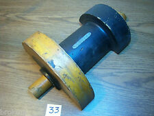 """LARGE Unusual Wood Foundry Industrial Pattern Mold 17-1/8"""" (#33)"""