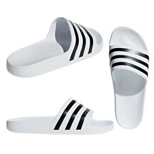 Adidas Mens Sliders Slides Adilette Aqua Sandals Slide Shoes Beach Flip Flops