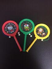 ❤RARE Sanrio Hello Kitty KeroKi Collectible Den-Den Daiko Japanese Pellet Drum ❤