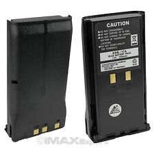 2x 1200mAh KNB-16A KNB-17A Battery for KENWOOD TK-480 TK-481 TK-280 TK-380 Radio