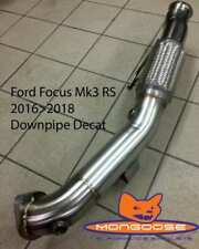 Mongoose Downpipe / decat - fits Ford Focus RS MK3