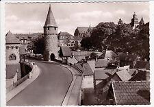 (0550)Bad Homburg v.d.H.,Altstadt mit Ritter-von-Marx-Brücke