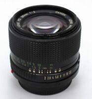 CANON New FD 28mm F2 Camera Wide Angle Lens