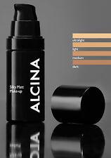 ALCINA Silky Matt Make-up 30 ml