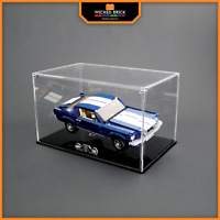 Display stand and case for LEGO Creator: Ford Mustang (10265)
