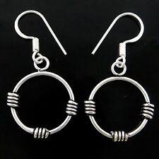 Silber Vergoldet Baumeln Ohrring Ethnisch Indien Modeschmuck Online Kaufen