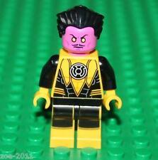 Lego DC Universe Super Heroes Sinestro Minifigure NEW!!!