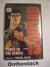 MANGA:    Golgo 13 Vol. 3 by Takao Saito (Paperback, 2006) Sealed!