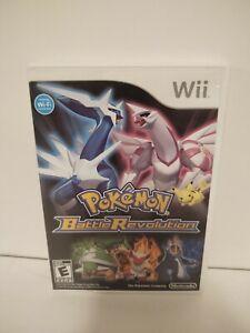 Pokemon Battle Revolution (Nintendo Wii, 2007)