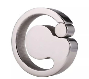 *** SPIRAL STAINLESS STEEL BALL WEIGHT TESTICLE STRETCHER BONDAGE CBT FETISH ***