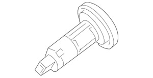 Genuine GM Ignition Lock Cylinder 15794826