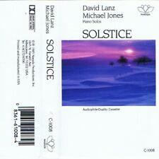 Winter David Lanz Michael Jones cassette New Age Piano Canada Narada