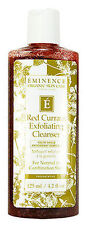 Eminence Red Currant Exfoliating Cleanser 125ml(4.2oz) Brand New