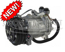 A/C Compressor w/Clutch for Sanden 4469 Ford & Sterling Trucks - NEW