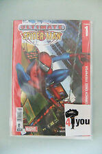 9.8 NM/M ULTIMATE AMAZING SPIDER-MAN #  1 GREEK EURO VARIANT WP SOFTCOVER