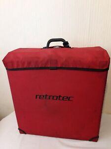 Retrotec 900 Series Infiltrometer Bag Door Blower Fan