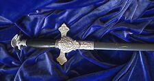Vintage Rare Antique Knights of Columbus Sword - Eagle Top - T. C. Gleason