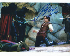 PETER GADIOT ONCE UPON A TIME IN WONDERLAND AUTOGRAPHED PHOTO SIGNED 8X10 #4