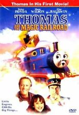 Thomas The Magic Railroad 0043396054264 DVD Region 1 P H