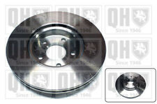 FORD FOCUS Mk3 2x Brake Discs (Pair) Vented Front 1.6 1.6D 2010 on 300mm Set QH