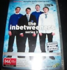 The Inbetweeners Series 3 (Australia Region 4) DVD – New