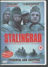 STALINGRAD - UK PAL REGION 2 DVD