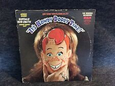 Buffalo Bob IT'S HOWDY DOODY TIME! 1971 RCA Vinyl LP Record Album