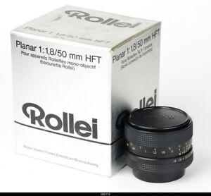 Lens Planar 1.8/50mm   for Rollei Rolleiflex SL35 EX Box
