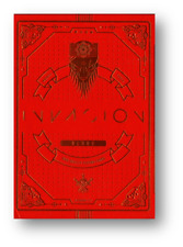 Invasion Playing Cards Poker Spielkarten Cardistry