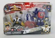Power Rangers Super Samurai Light zord Super Mega Ranger Figure 2012 Bandai NEW