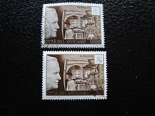VATICAN - timbre yvert et tellier n° 1055 x2 obl (A28) stamp (Y)