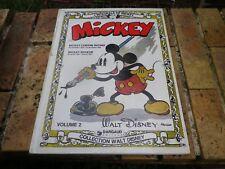L'INTEGRALE DE MICKEY VOLUME 2 édition originale 1981 bon état, voir détail