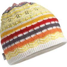 Turtle Fur Angie Lightweight Merino Wool Knit Beanie - White - One Size