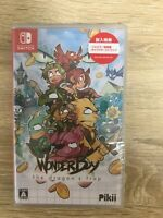 Wonder Boy: The Dragon's Trap Nintendo Switch Japanese/English/Other F/S NEW